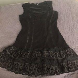 bebe mini cocktail dress